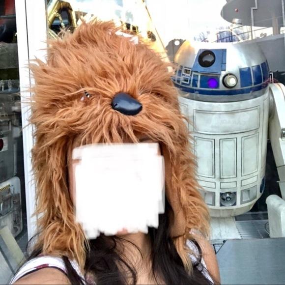 Disney Other - Star Wars Chewbacca beanie hat f8b1b7b064d9